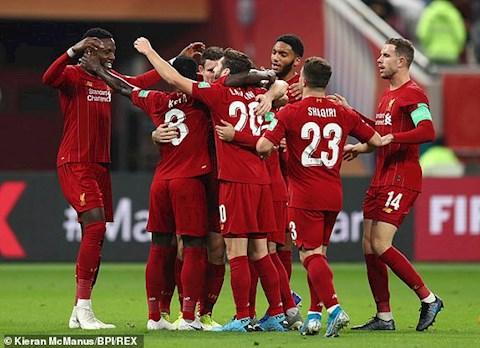 Kết quả Liverpool vs Monterrey - FIFA Club World Cup 2019 hình ảnh
