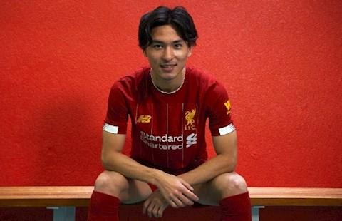 Minamino toi Liverpool