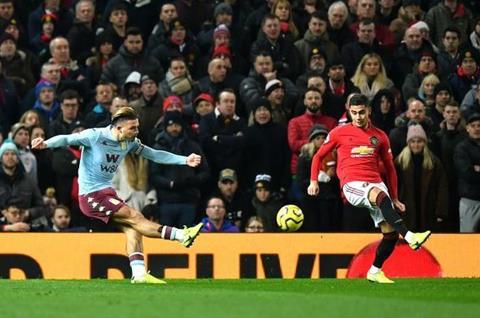4 điểm nhấn trong ngày MU bị Aston Villa cầm hòa hình ảnh 2