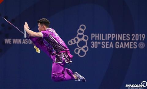 Trần Xuân Hiệp giành tấm huy chương thứ hai tại SEA Games 30 hình ảnh