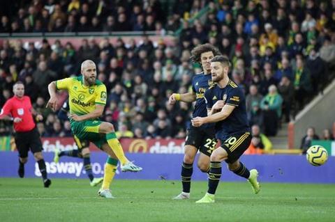 5 điểm nhấn trong ngày Norwich 2-2 Arsenal chia điểm hình ảnh