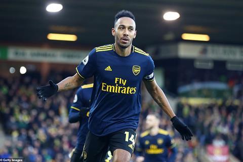 Norwich 2-2 Arsenal Aubameyang, hiện tượng đặc biệt Premier League hình ảnh 2