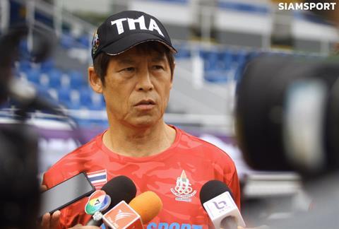 U23 Thái Lan chốt danh sách 23 cầu thủ tham dự VCK U23 Châu Á 202 hình ảnh