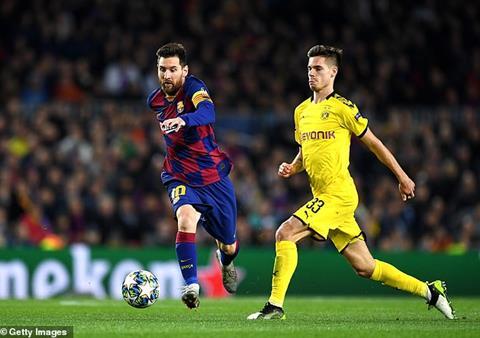 Barca muốn mua Julian Weigl của Dortmund hình ảnh