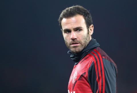 HLV Solskjaer nói về tiền vệ Juan Mata sau trận hòa Aston Villa hình ảnh