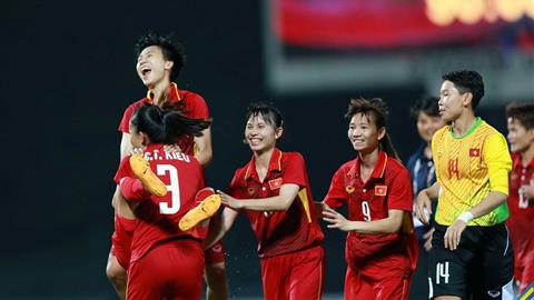 Lịch thi đấu Bóng đá Nữ Việt Nam tại Bán kết SEA Games 30 hình ảnh