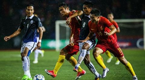 U22 Myanmar vs U22 Campuchia 19h00 ngày 212 hình ảnh