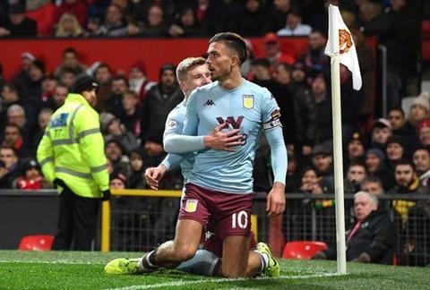 Thống kê MU 2-2 Aston Villa Quỷ đỏ tệ nhất sau 30 năm hình ảnh