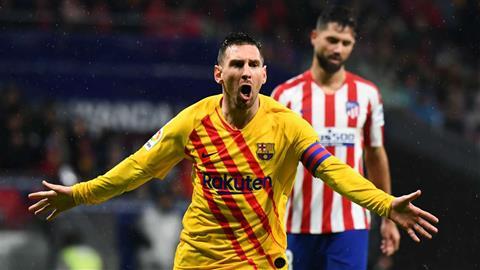 HLV Valverde Lúc khó khăn, Messi luôn là cứu cánh hình ảnh