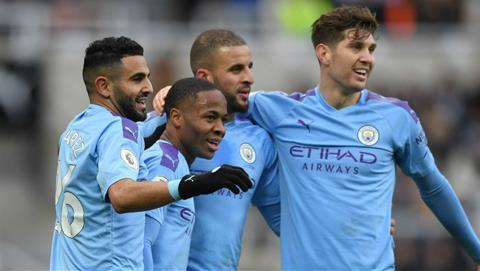 Bị Newcastle cầm chân, hậu vệ Walker lên tiếng cảnh tỉnh Man City hình ảnh