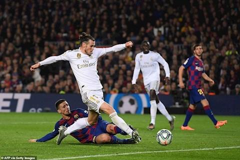 Barca vs Real hòa bế tắc ở El Clasico Vô địch Champions League hình ảnh