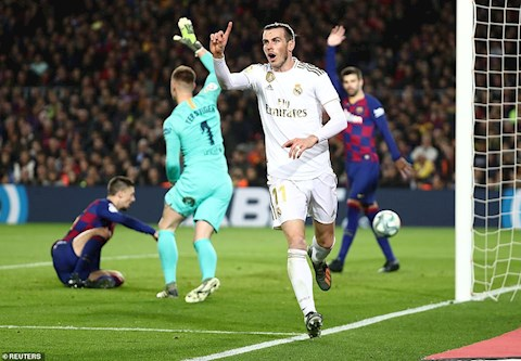 El Clasico Barca vs Real