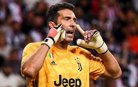 Tiết lộ Juventus sắp ký hợp đồng với 'ông lão' Gianluigi Buffon hình ảnh