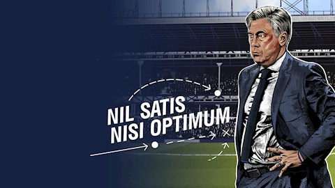 Carlo Ancelotti chính thức trở thành HLV Everton hình ảnh