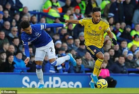 Everton vs Arsenal Không ai thắng, còn người thua là… khán giả hình ảnh