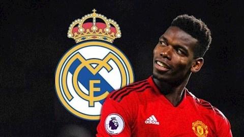 Đã rõ khả năng Real Madrid mua tiền vệ Pogba vào tháng 1  hình ảnh