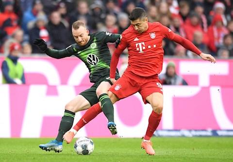 Bayern Munich 2-0 Wolfsburg Hùm xám lại thoát hiểm nhờ thần tài 18 tuổi hình ảnh 2