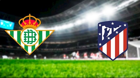 Betis vs Atletico Madrid 22h00 ngày 2212 La Liga 201920 hình ảnh