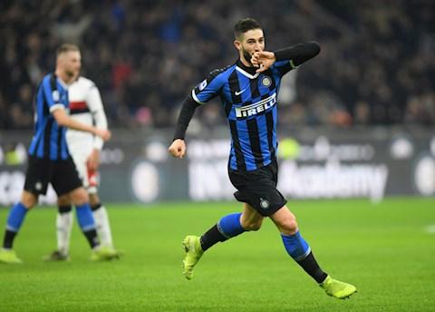 Inter Milan 4-0 Genoa Lukaku tỏa sáng, Nerazzurri bám đuổi gắt gao Juventus hình ảnh 2