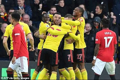 Kết quả Watford vs MU Quỷ đỏ chỉ chơi tốt khi cầm bóng ít hình ảnh