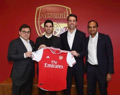 Chuyển nhượng Arsenal sẽ mua sắm vào tháng 1 năm 2020 hình ảnh