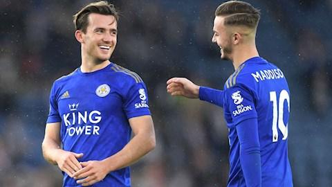 Chelsea được khuyên mua hậu vệ Ben Chilwell thay vì Ake hình ảnh
