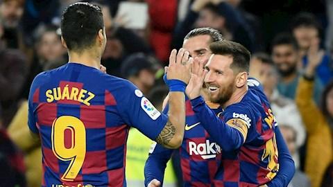 Chạm cột mốc ấn tượng, Messi được HLV Valverde tán dương hình ảnh
