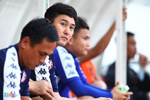 Cựu tuyển thủ Hàn Quốc Quốc xin việc ở CLB TPHCM hình ảnh