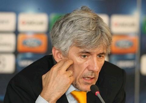 HLV Ivan Jovanovic bị sa thải sau 4 tháng hình ảnh