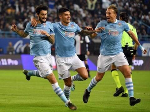 HLV Lazio được Ciro Immobile so sánh với Klopp hình ảnh