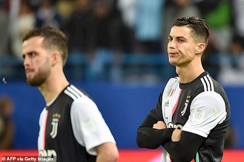 Juventus 1-3 Lazio Ronaldo tịt ngòi, Lão bà thất bại ở Siêu cúp Italia 2019 hình ảnh 2