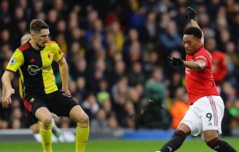 Watford vs MU Martial