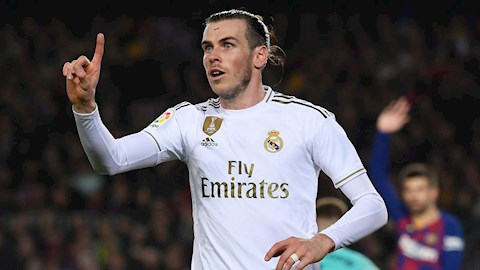 Giggs tin tưởng tiền đạo Bale đối phó được với áp lực ở Real hình ảnh
