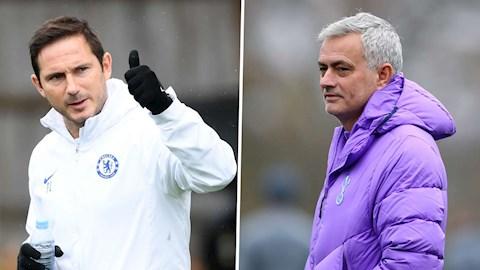 Lampard ngầm đá xoáy thầy cũ Mourinho không biết dùng người hình ảnh