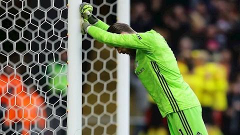 Mắc sai lầm tai hại, thủ môn De Gea vẫn được Solskjaer bảo vệ hình ảnh