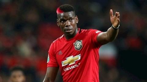 MU gia hạn hợp đồng với tiền vệ Paul Pogba hình ảnh