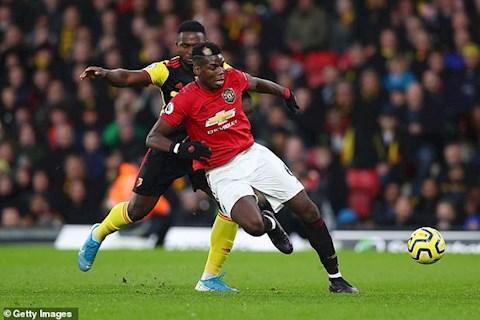 Watford 2-0 MU Paul Pogba là điểm sáng duy nhất của Quỷ Đỏ hình ảnh