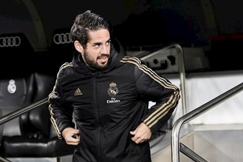 Real Madrid muon 44 trieu bang tu Isco