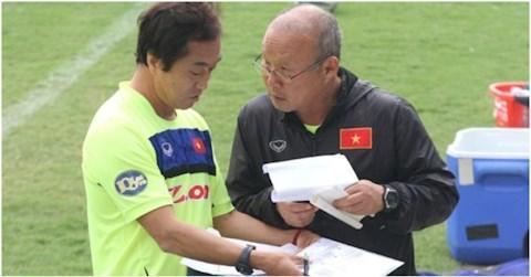 HLV Park Hang Seo bố trí trợ lý đi dự khán ở vòng 1 V-League 2020 hình ảnh
