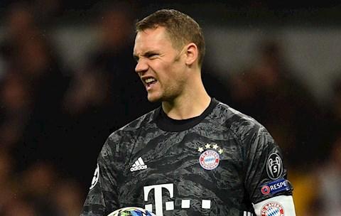 Bayern có thủ môn mới, Manuel Neuer tính sao về tương lai hình ảnh