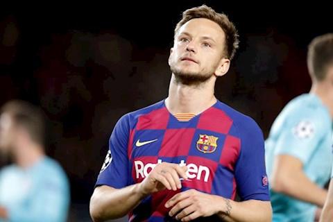 Atletico Madrid muốn ký hợp đồng với Ivan Rakitic hình ảnh