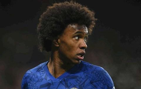 Willian có thể rời Chelsea ngay tháng 1 hình ảnh