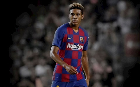 Monaco muốn đưa Jean-Clair Todibo rời Barca  hình ảnh