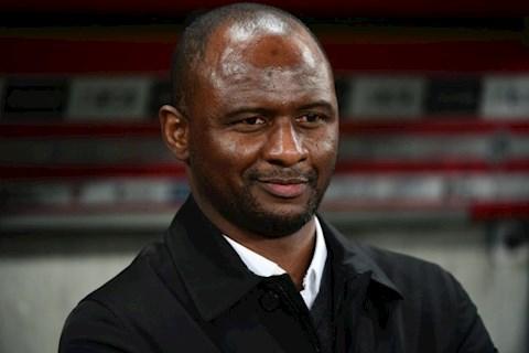 Từ chối Arsenal, cuối cùng Vieira lại bị Nice sa thải hình ảnh