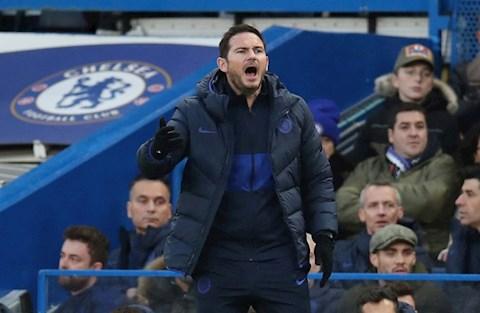 Chelsea vs Southampton Lampard