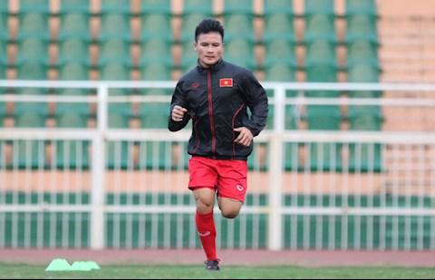 Quang Hải, Đình Trọng, Trọng Hùng đã sẵn sàng cho VCK U23 Châu Á  hình ảnh