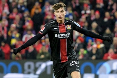 Bayer Leverkusen bán Kai Havertz với giá khủng hình ảnh