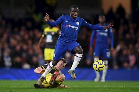 Chelsea 0-2 Southampton Dừng lại cuộc thử nghiệm với Kante! hình ảnh