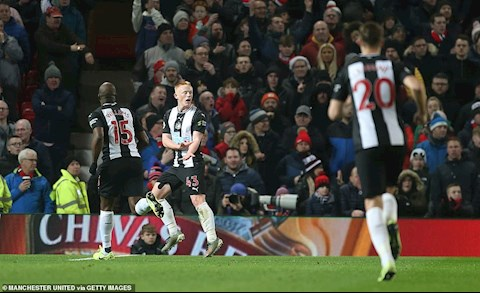 3 người chiến thắng và 3 người thất bại sau trận MU vs Newcastle hình ảnh