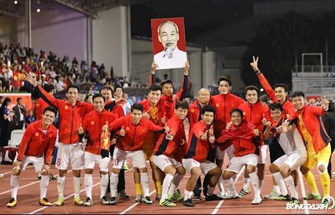 Báo Thái đánh giá bóng đá Việt Nam khó bảo vệ tấm HCV SEA Games hình ảnh